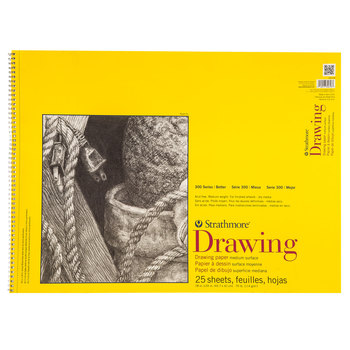 Strathmore 300 Series Spiral Drawing Pad